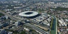 Toutes les nouvelles implantations seront à proximité du Stade de France