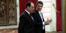 François Hollande va devoir sans doute remanier le gouvernement pour protéger Manuel Valls de sa majorité