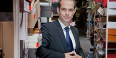 Boris Saragaglia, fondateur et PDG de Spartoo