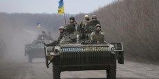Les armes lourdes seront-elles retirés du front ukrainien ?