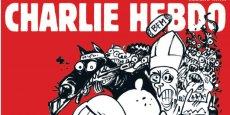Une de Charlie Hebdo de mercreci dévoilée lundi par le site de Libération.