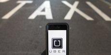 Le service UberPop du géant américain Uber met en relation chauffeurs non professionnels et clients.