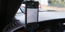 L'application UberPop met en relation chauffeurs non professionnels (contrairement aux VTC) et passagers.