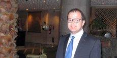Ahmed Lahlou, organisateur du «Salon des études en France», président d'honneur des étudiants marocains de France.