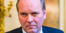 Dirk Heller, président de Ford Aquitaine Industries