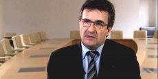 Philippe Brassac, directeur général de Casa, l'entité cotée du Crédit agricole.