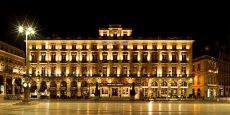 Le taux d'occupation reste stable pour les hôtels haut de gamme (4/5 étoiles) tels que le Grand Hôtel de Bordeaux & Spa