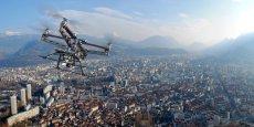Les Rencontres interprofessionnelles des drones en Rhône-Alpes n'ont pas réussi à attirer de participants.