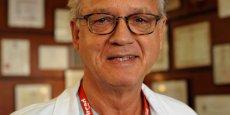Jacques Marescaux fête le premier anniversaire du biocluster strasbourgeois