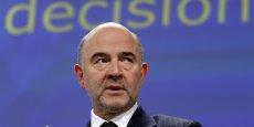 Pierre Moscovici persiste et signe : la zone euro doit se doter d'un gouvernement économique.