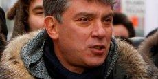 Boris Nemtsov, assassiné vendredi soir à Moscou, préparait un rapport sur la présence de soldats russes en Ukraine