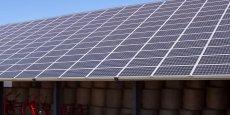 En plus de créer directement de l'emploi (100 personnes seront mobilisées sur le site en phase de construction, et 20 en phase d'exploitation), le projet est censé produire un effet d'entraînement sur la filière solaire locale, favorisée par la baisse considérable des coûts d'équipement durant ces dernières années.