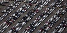 La production du secteur automobile a reculé de 1,4% en avril selon l'Insee