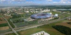 L'inauguration du Stade des Lumières est prévue samedi 9 janvier, en présence de Wil.i.am