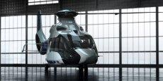 Le H160, la nouvelle arme commerciale d'Airbus Helicopters