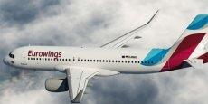 Eurowings (Lufthansa) vient de lancer une ligne long courrier low cost