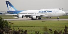 Les trois B747 de Corsair doivent sortir de la flotte d'ici à 2020-2021.