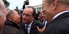 Une vraie complicité entre François Hollande et Serge Dassault