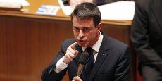 Manuel Valls s'est néanmoins dit convaincu de disposer d'une majorité à l'Assemblée.