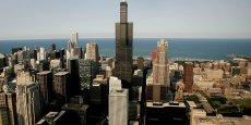 Selon plusieurs médias américains, Blackstone aurait acheté la Willis Tower pour 1,3 milliard de dollars.