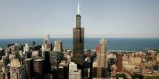 Le fonds d'investissement Blackstone pourrait s'offrir la tour Willis de Chicago pour 1,5 milliard de dollars