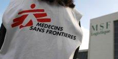 A Mérignac, MSF dispose, avec MSF Logistique, de l'outil qui lui permet de fournir aux équipes médicales de l'ONG des équipements et médicaments en moins de 48h, et ce partout dans le monde