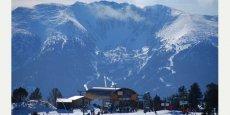 La station des Angles se retrouverait au coeur d'un domaine skiable de près de 150 km de pistes.