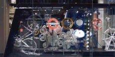 Le Google shop est plus focalisé sur la démonstration de ses produits que sur la vente de ces derniers.