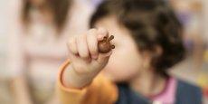 Médibons, des contenants en chocolat permettant d'administrer des médicaments sous forme liquide pour les enfants de 3 à 10 ans, une idée développée grâce La Fabrique à Innovations