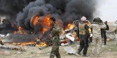 Des jihadistes du groupe Etat islamiste (EI) ont lancé samedi une attaque suicide contre la raffinerie de Baïji, la plus grande d'Irak (photo d'archive)