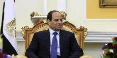 Le président Egyptien veut relancer l'investissement des pays étrangers, en dépit de l'insurrection armée de groupuscules radicaux.