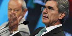 Joe Kaeser, le PDG de Siemens, était présent pour signer ces contrats en marge d'une conférence sur les investissements à Charm el-Cheikh organisée par les autorités égyptiennes.