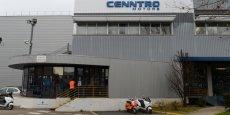 Le siège de Cenntro Motors France dans le quartier de Gerland à Lyon.