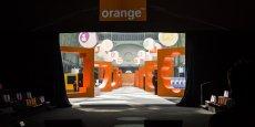 Enfin le bout du tunnel pour l'opérateur télécom ? L'Avenue Orange, au Grand Palais, présentant la nouvelle expérience client et les relais de croissance du groupe.