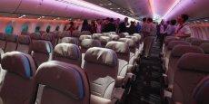 Zodiac Aerospace perd 9% à la Bourse de Paris. Ses déboires dans les livraisons de sièges d'avion lui coûtent un avertissement sur résultats.