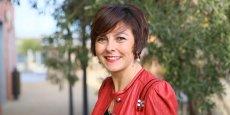 Carole Delga souhaite devenir la première présidente de la grande région Languedoc-Roussillon-Midi-Pyrénées.