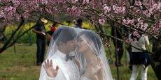 17.286 couples divorcés se sont remariés rien qu'à Shanghai l'an dernier contre 8.068 l'année précédente.