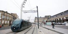 Les extensions de ligne de tramway sont plébiscitées par 96 % des habitants de Bordeaux Métropole.