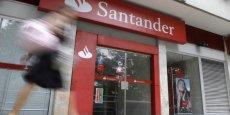 Santander candidat à la reprise de Novo Banco, groupe financier né des ruines de Banco Espirito Santo.