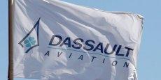 Groupe Industriel Marcel Dassault (GIMD) détient 55,55% du capital et 58,75% des droits de vote de Dassault Aviation