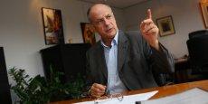 Alain Fillola, candidat socialiste dans la canton de Toulouse 10