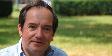 Michel Aujoulat, candidat de la droite sur le canton de Tournefeuille