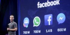 L'application Messenger compte 100 millions d'utilisateurs de plus qu'en novembre 2014.