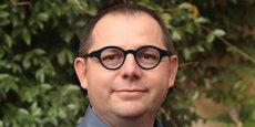 Tony Marchand, directeur général de Digital Place
