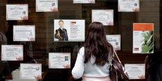 En février, 49.000 Européens sont sortis des listes du chômage.