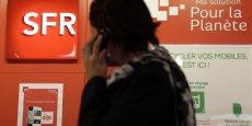 SFR et sa filiale SRR avaient déjà été condamné à une amende de 46 millions d'euros pour des pratiques similaires l'année dernière.