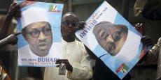 L'ancien putschiste a recueilli 15.424.921 voix ou 53,95% des 28.587.564 suffrages exprimés. Il compte 2,5 environ millions de voix d'avance sur le président sortant Goodluck Jonathan.