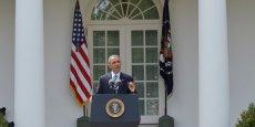 Pour Barack Obama, la voie diplomatique était la meilleure sur le dossier nucléaire iranien.
