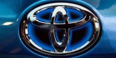 Le constructeur japonais est actuel numéro un mondial mais la lutte est serrée avec Volkswagen et General Motors qui vendent également autour de 10 millions de véhicules par an.