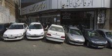 PSA veut se relancer en Iran avec des modèles plus récents que les 206 et 405 livrées en kit.